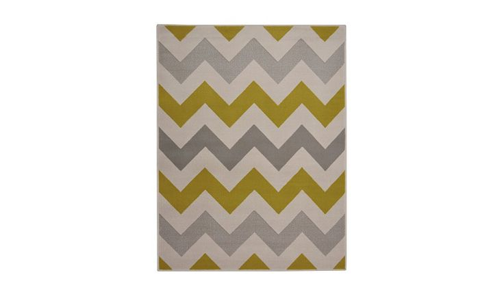 This chevron rug from Homemaker is the modern answer for accessorising your floor. Designed with a bold chevron print, this striking rug will create a beauti...