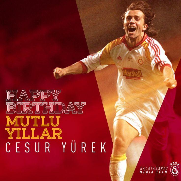 "Galatasaray (@galatasaray): ""İyi ki doğdun büyük kaptan Bülent Korkmaz!"""