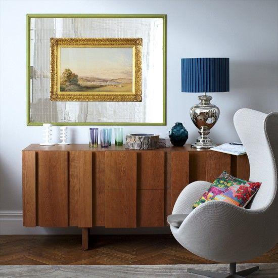 Living room sideboard House Pinterest
