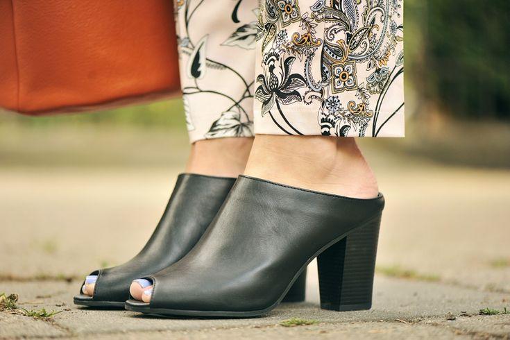 mules #mules #shoes #blackshoes