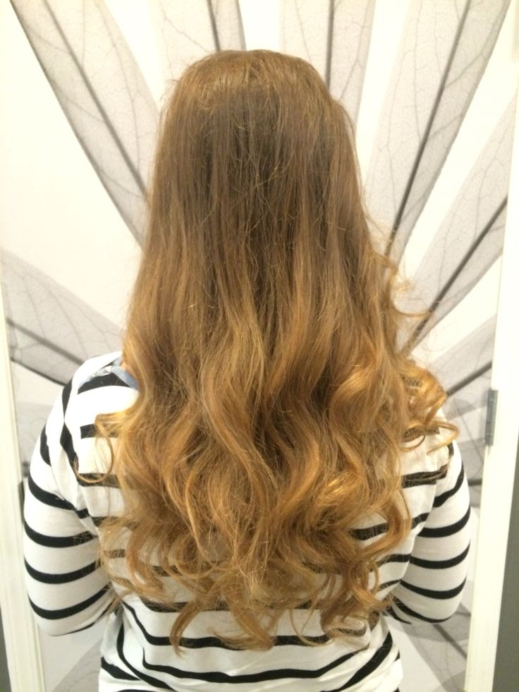 Hair by Kendra. Natural looking blonde ombré on virgin hair. To book an appointment with Kendra, call (780) 467-3288 or visit our website at www.sylviaco.com. Located in Sherwood Park, Alberta, Canada.