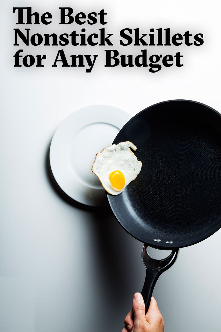 We road tested the best nonstick skillets for any budget. Here are the four winners.