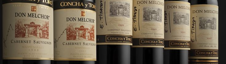 """Interview with winemaker Enrique Tirado, about Don Melchor: """"Presenting three decades of this wine offers a unique opportunity to appreciate its extraordinary cellaring potential through the different vintages""""  http://www.conchaytoro.com/winemakers-journal/what-does-it-mean-to-you-personally-to-be-able-to-present-three-decades-of-don-melchor/"""
