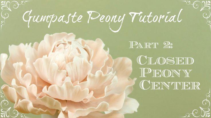 554 best Fondant Flowers Tutorials images on Pinterest