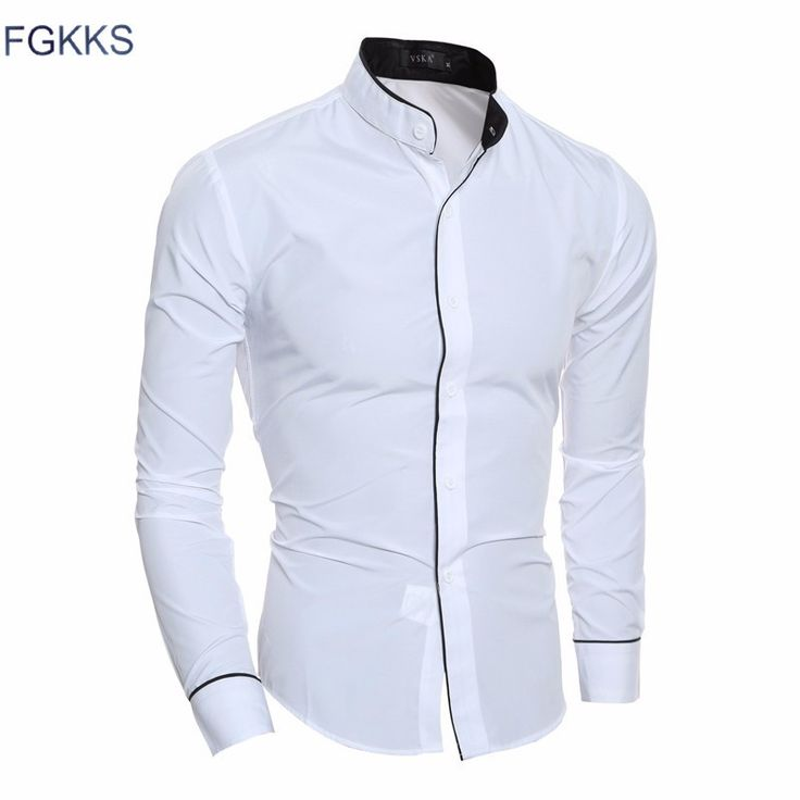 FGKKS New Arrival Casual Shirt Men Brand-Clothing Autumn Fashion Long Sleeve Tuexdo Shirt Male 3 Colors Men Shirts Free Shipping     Tag a friend who would love this!     FREE Shipping Worldwide     Get it here ---> https://hotshopdirect.com/fgkks-new-arrival-casual-shirt-men-brand-clothing-autumn-fashion-long-sleeve-tuexdo-shirt-male-3-colors-men-shirts-free-shipping/
