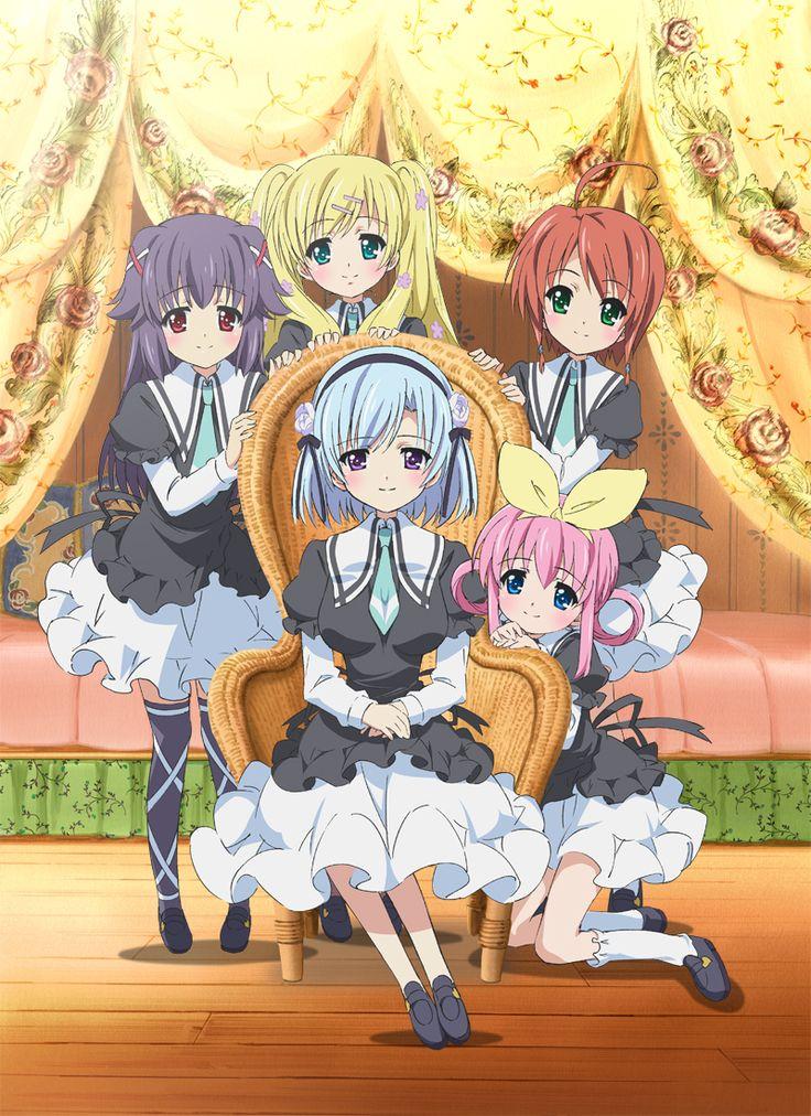 Tantei Opera Milky Holmes Dai 2 Maku /// Genres Comedy