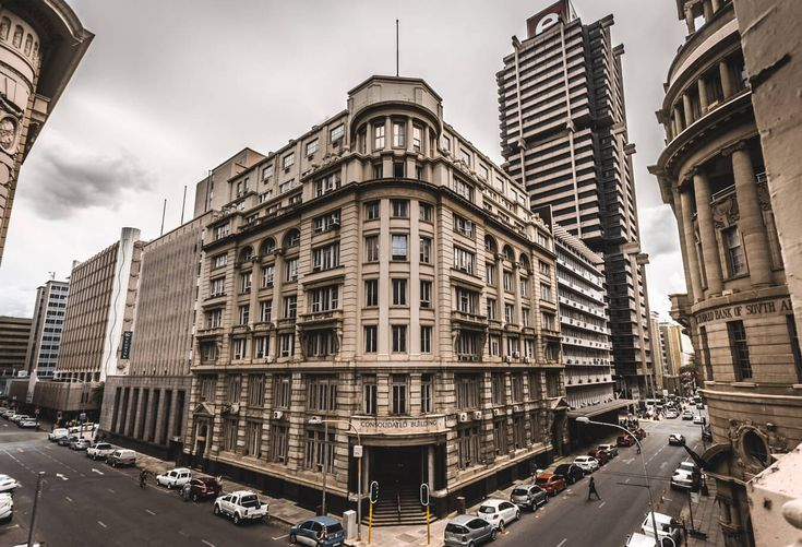 Architecture in Johannesburg - Experience It!