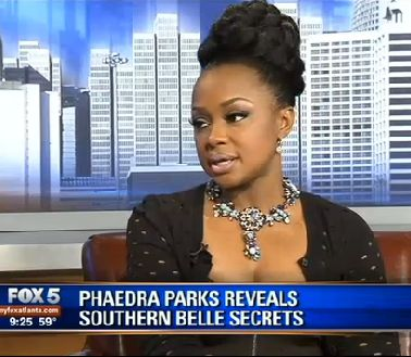 Phaedra Parks