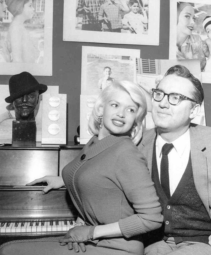 Jayne Mansfield on The Steve Allen Show, 1959