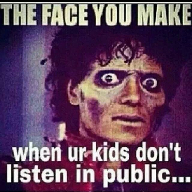 Lol them kids are going to get it when they get home