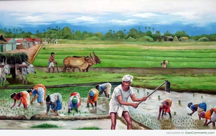 farmers paintings - Google zoeken   Op het land of erf ...