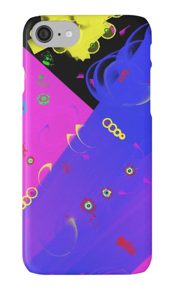 Wondering by Silvia Ganora #phonecases #abstract  -20% off everything. Enter YOUEARNEDIT at checkout !