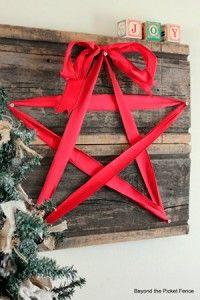 Kerstversiering mag weer! - DIY - Leren Zelf Maken