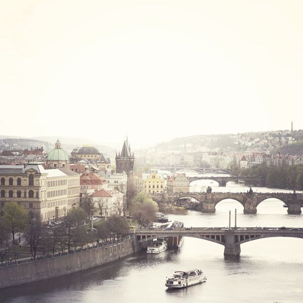 Prague   Czech Republic .. My absolute favorite city in the world. I'd love to go back and spend some more time in this beautiful city!