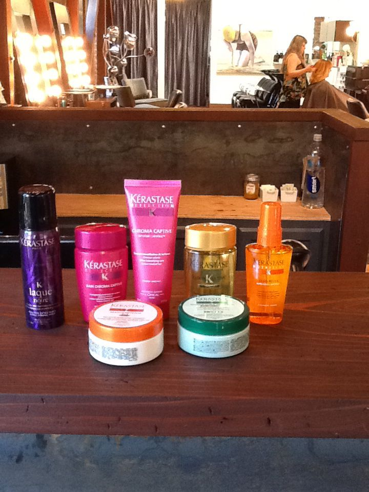 Travel sizes are now available in selected Kerastase products.   MC23 Salon. 415-524-8851