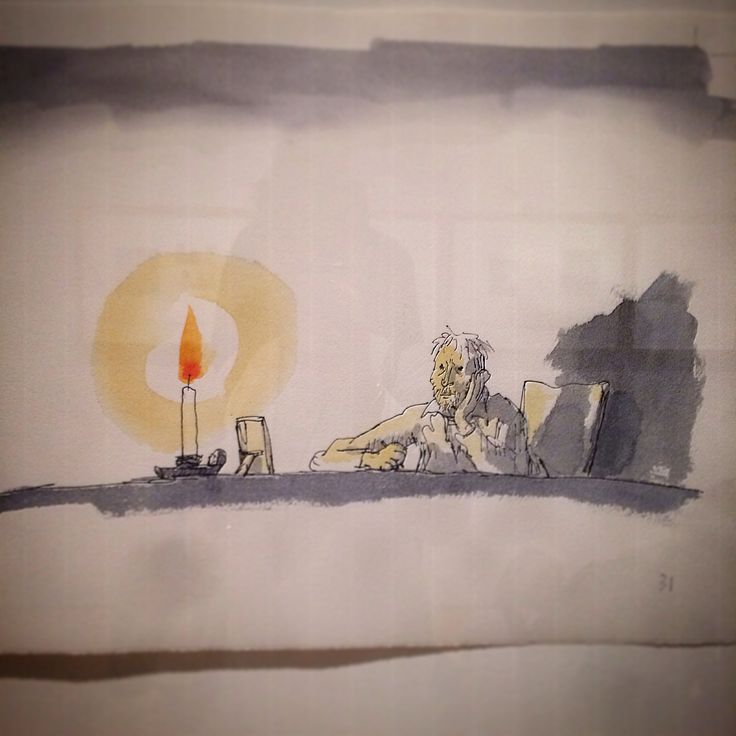 Quentin Blake house of illustration kings cross