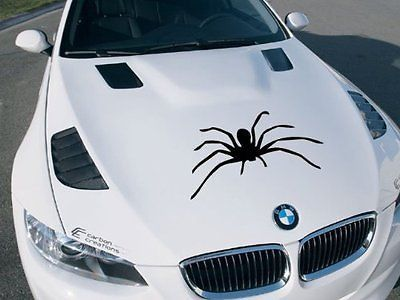 Best Car Hood And Side Decals Images On Pinterest Houses - Custom vinyl decals for car hoodsowl full color graphics adhesive vinyl sticker fit any car hood