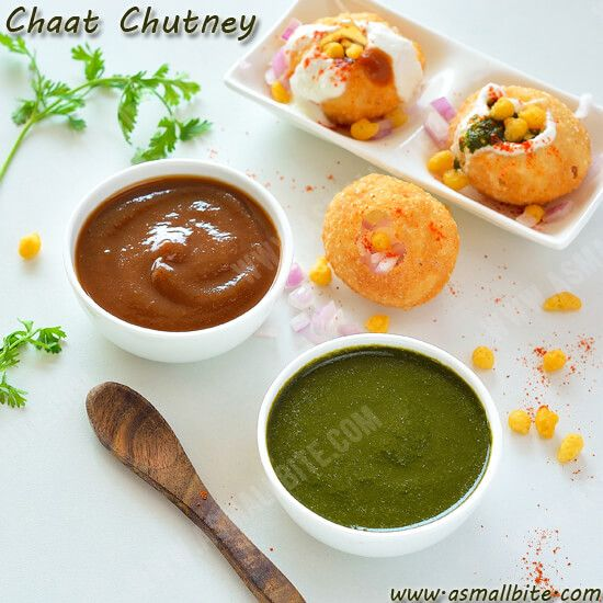 How to make chutney for Chaat 1