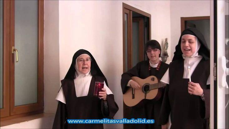 Procesión del Corpus Christi - 22 junio 2014 Carmelitas Valladolid Campo...