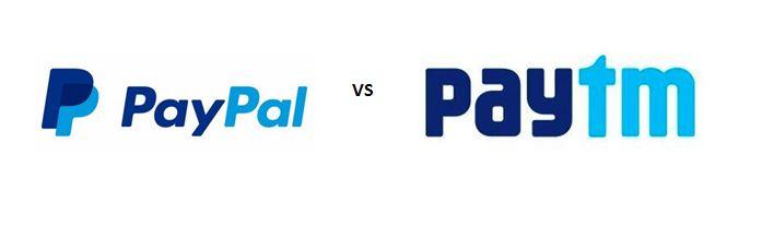 Paypal Logo vs Paytm – Inspiration or Imitation