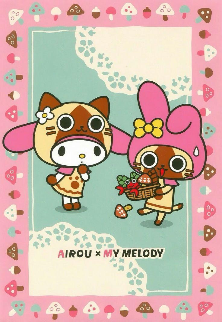my melody x airou