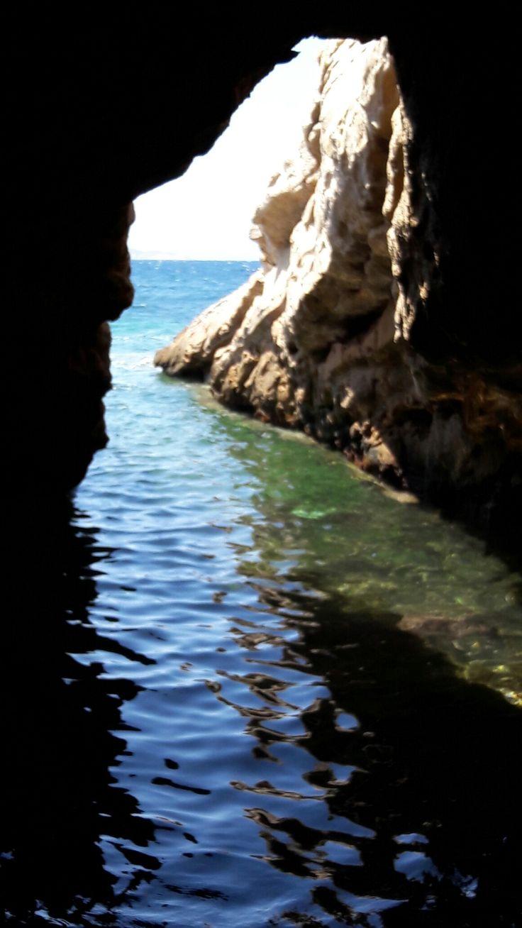 Σπηλιά του Φιλοκτητη - Lemnos Greece