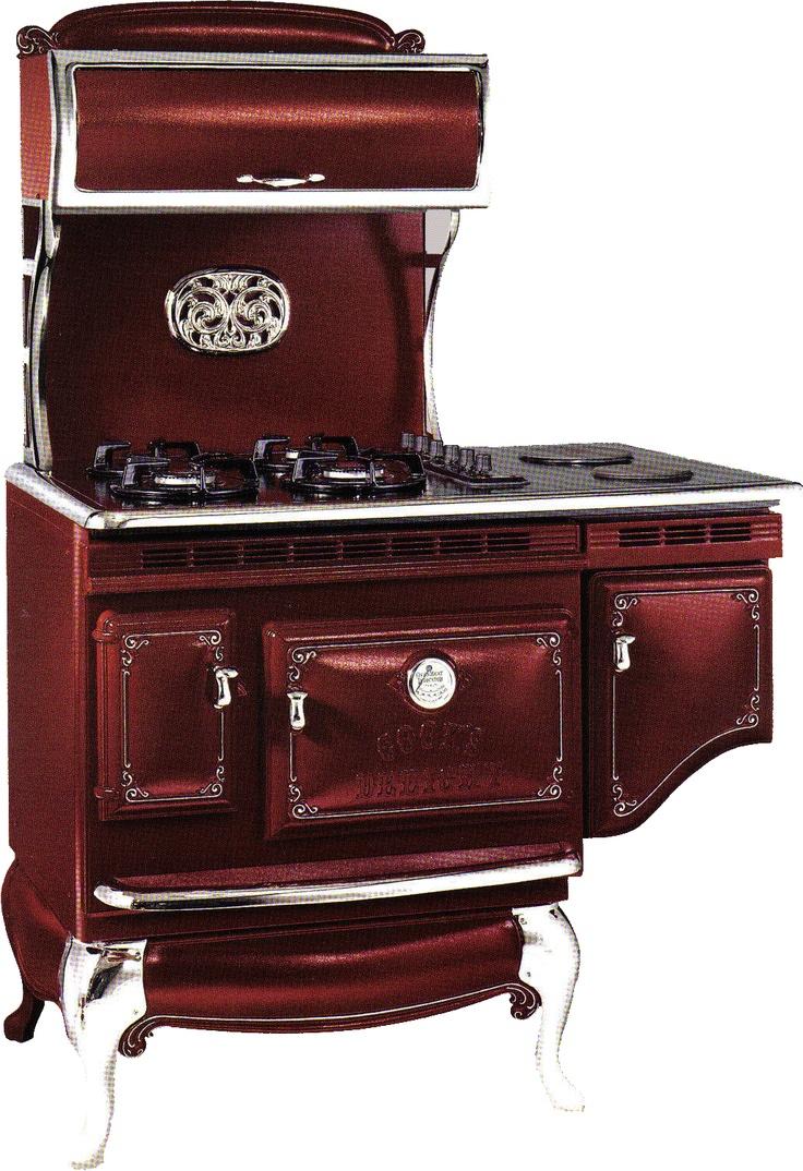 138 best Ovens images on Pinterest | Antique stove, Vintage ...