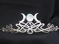 Celtic Wedding Headpieces | ... Celtic Bride's Guide To Tiaras, Circlets, and Headpieces, Bridal