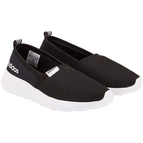 2028caae519070 ... Details about Adidas Ladies  Neo Lite Racer Slip On Shoe Black ...