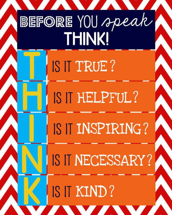 Display important reminders.   30 Inspiring Posters To Jazz Up Any Classroom