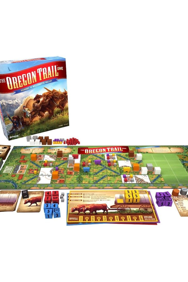 Target S Selling A New Oregon Trail Board Game And It S
