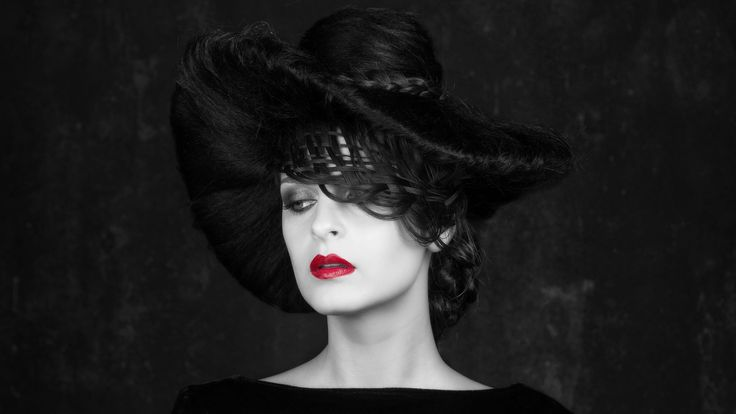 Hair hat and Airbrush Makeup: Ana Lulikova Foto: AL Visuals