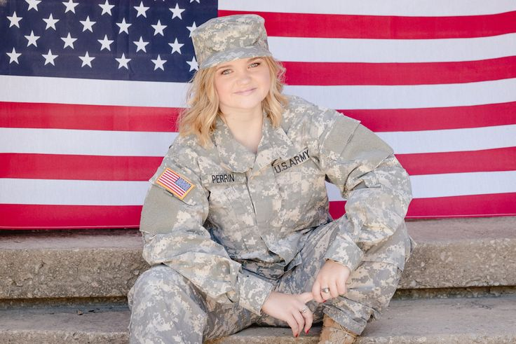 A young adult shares her journey joining the United States Military Army Texas National Guard.