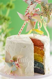 Cakes / Pastel Multilayer Cake