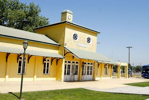 Estacion de trenes Santa Cruz Chile - Google