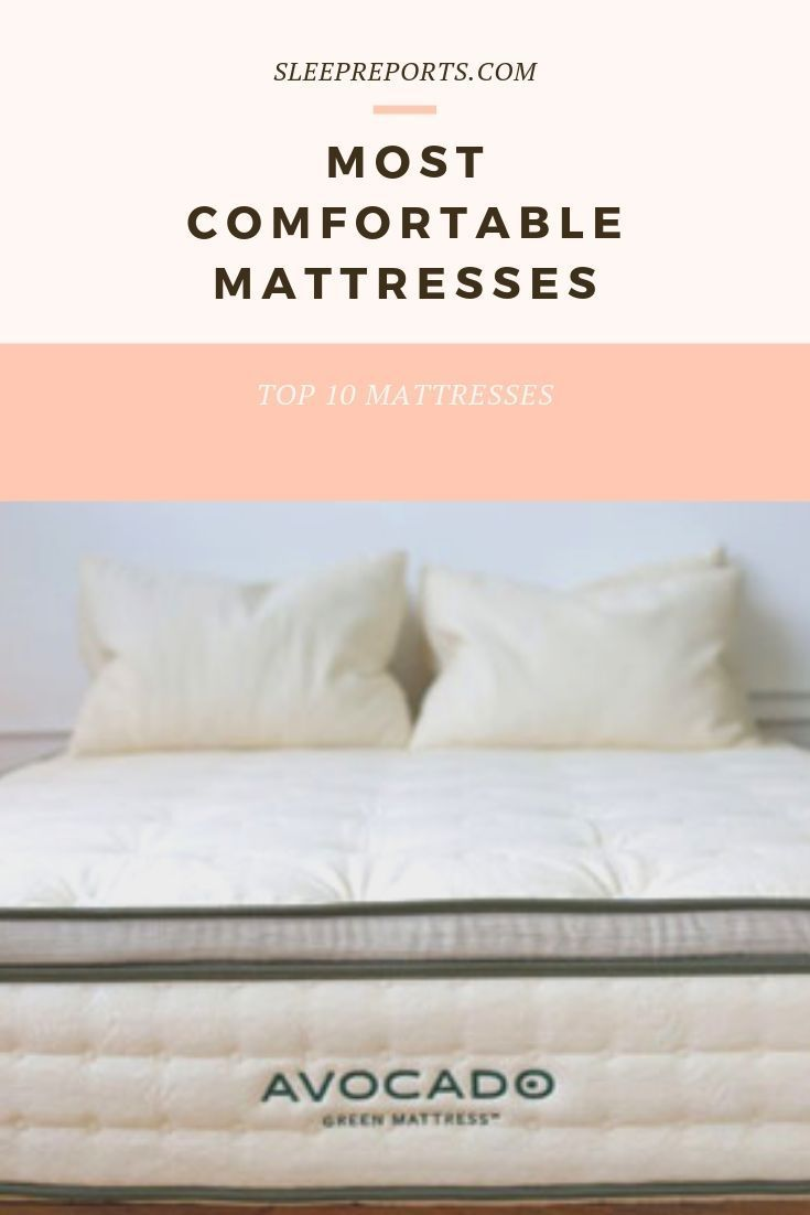 If You Are Looking For The Most Comfortable Mattress Then You Have Come To The Right Place As We Have The Best List Comfort Mattress Mattress Top 10 Mattresses