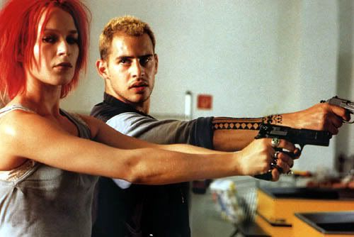 an analysis of the film run lola run Run lola run (german: lola rennt) is a 1998 german thriller film written and  directed by tom tykwer, and starring franka potente as lola and moritz  bleibtreu.