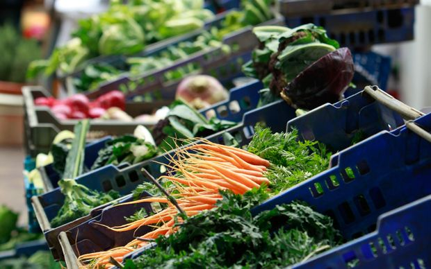 A diet rich in fruit and vegetables may harm fertility, say researchers at   Loma Linda University Medical School