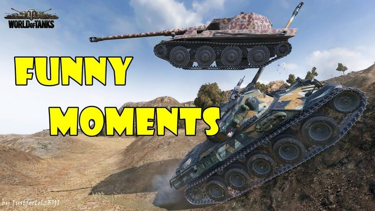 World of Tanks - Funny Moments | Week 3 January 2018