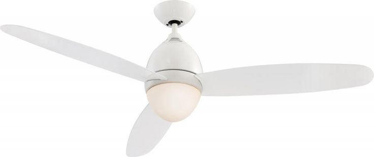 Globo PREMIER Ventilator Weiß, 2xE27 - Ventilatoren - Wohnraumleuchten