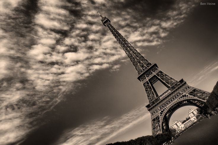 Leaning Tower of Eiffel
