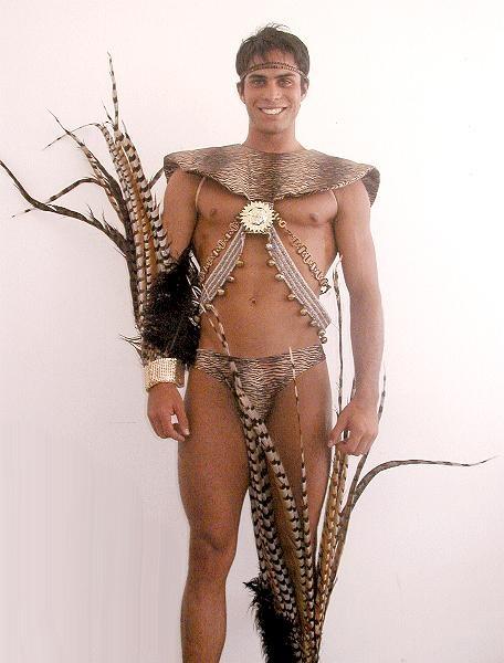 ... competencia en trajes tipicos del concurso mister internacional 2003: Trajes Internacionales, Mister Internacional, Internacional 2003