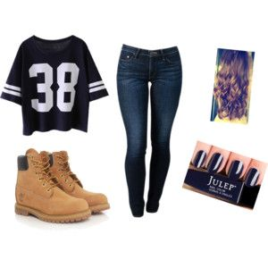 Timberland Outfit 1