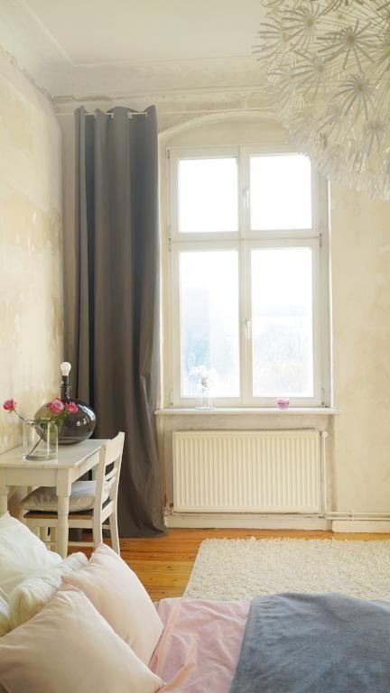 Hübsches WG-Zimmer in Berliner Altbau - Wohnung in Prenzlauer Berg - schlafzimmer ideen altbau