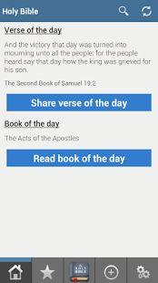 King James Bible (KJV) Free- صورة مصغَّرة للقطة شاشة