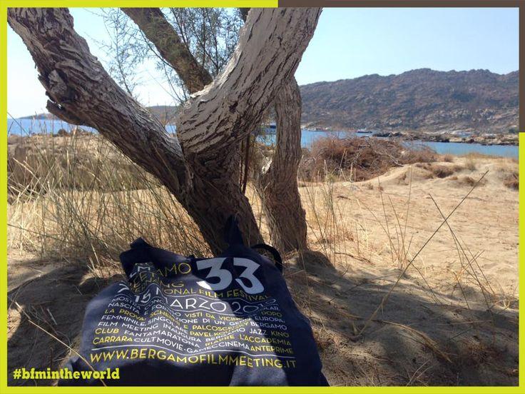 BFM @ Manganari Beach, Ios, Greece