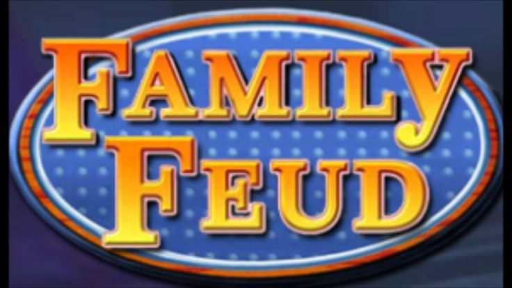 Game Show Music - Family Feud Theme Song (1988-1992 and 2008)
