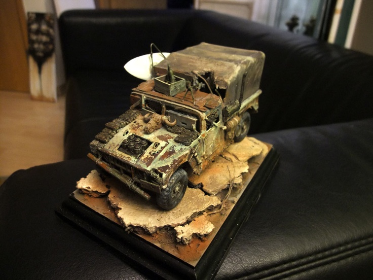 MASSIVE VOODOO: MVs MAD MAX CAR Competition 2011
