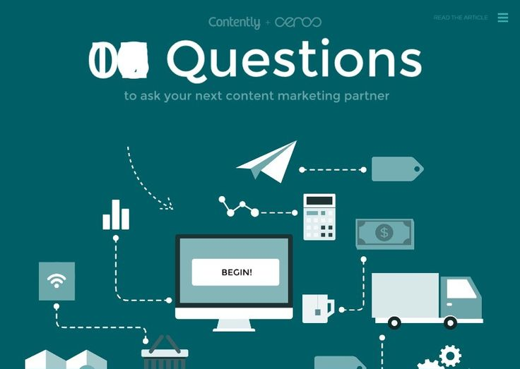 10 Questions to Ask Your Next Content Marketing Partner
