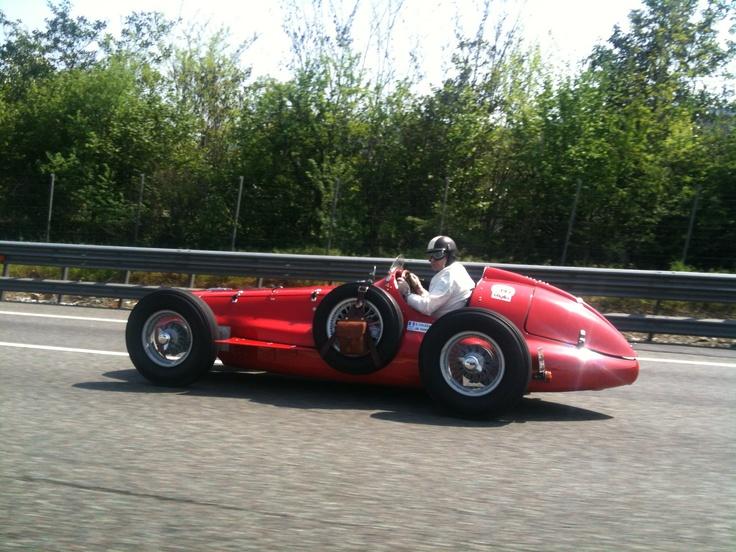 #Vintage #Car #Italy